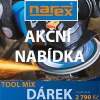 Akční nabídka Narex podzim/zima 2021