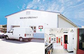 CKP service center