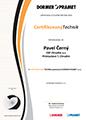 Certifikáty a doklady CKP Chrudim